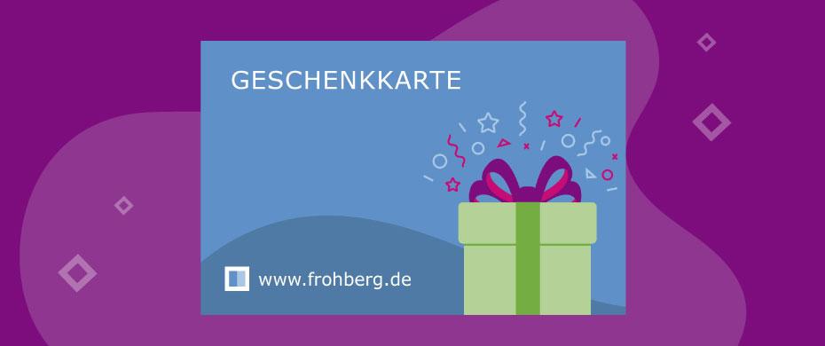 frohberg.de Gutschein